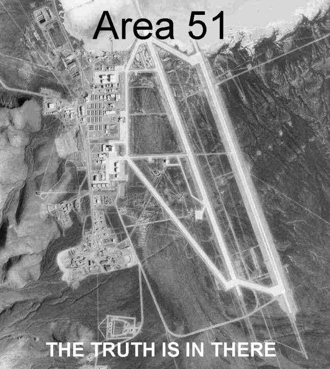 Misteri Area 51...