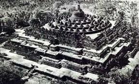 Misteri Candi Borobudur...