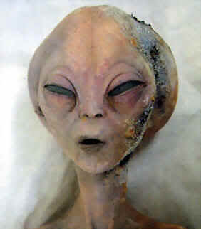Grey Si Alien...