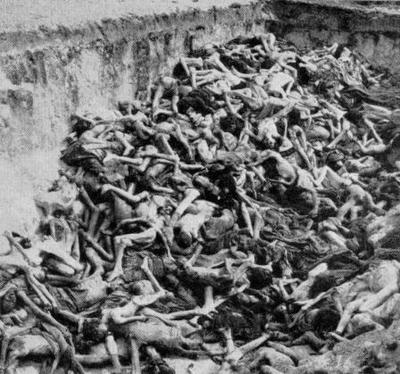 Holocaust Mass Grave...