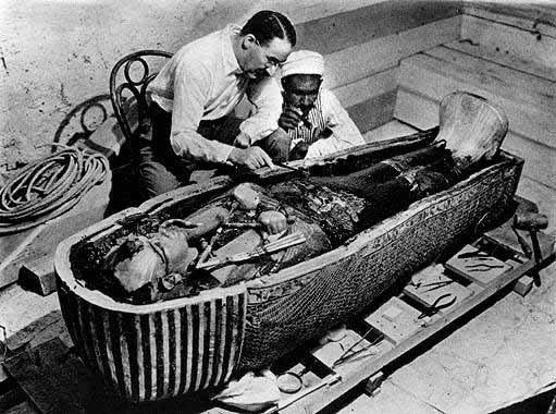 Kutukan dari Raja Tutankhamen...